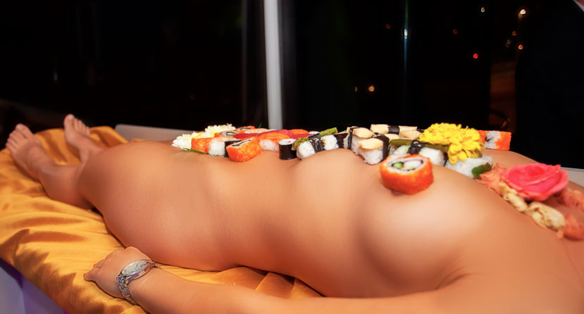 body sushi legénybúcsú program