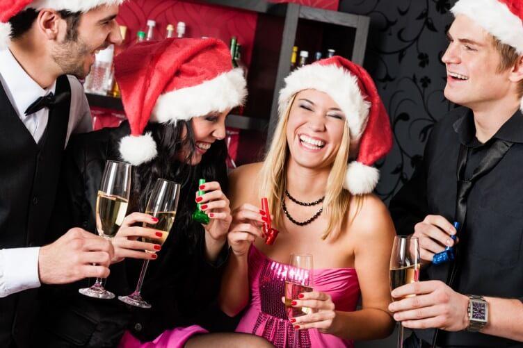karácsonyi céges party partybusszal