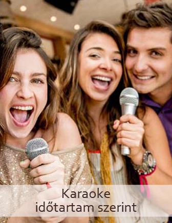 karaoke show rendelés